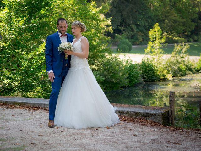Le mariage de Guillaume et Lucie à Autrèche, Indre-et-Loire 12