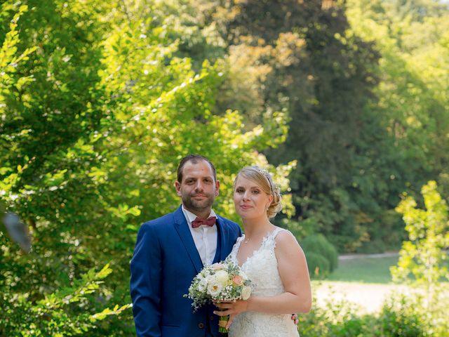 Le mariage de Guillaume et Lucie à Autrèche, Indre-et-Loire 13