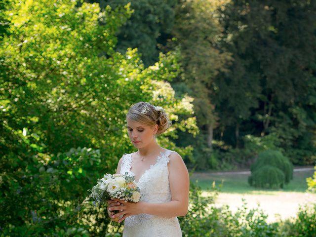 Le mariage de Guillaume et Lucie à Autrèche, Indre-et-Loire 15