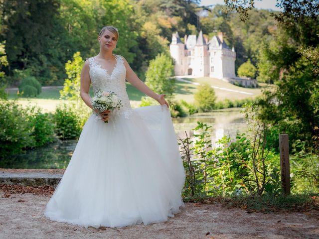 Le mariage de Guillaume et Lucie à Autrèche, Indre-et-Loire 18