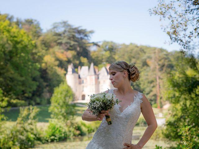 Le mariage de Guillaume et Lucie à Autrèche, Indre-et-Loire 20