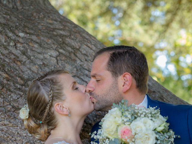 Le mariage de Guillaume et Lucie à Autrèche, Indre-et-Loire 25