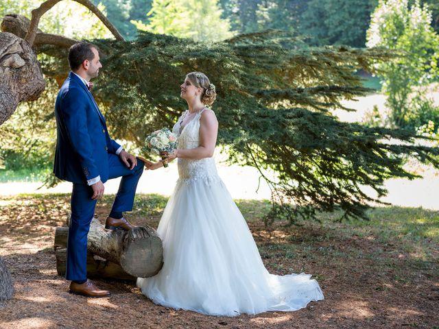 Le mariage de Guillaume et Lucie à Autrèche, Indre-et-Loire 28