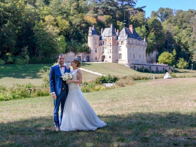 Le mariage de Guillaume et Lucie à Autrèche, Indre-et-Loire 34