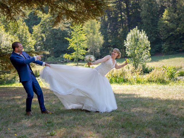 Le mariage de Guillaume et Lucie à Autrèche, Indre-et-Loire 36