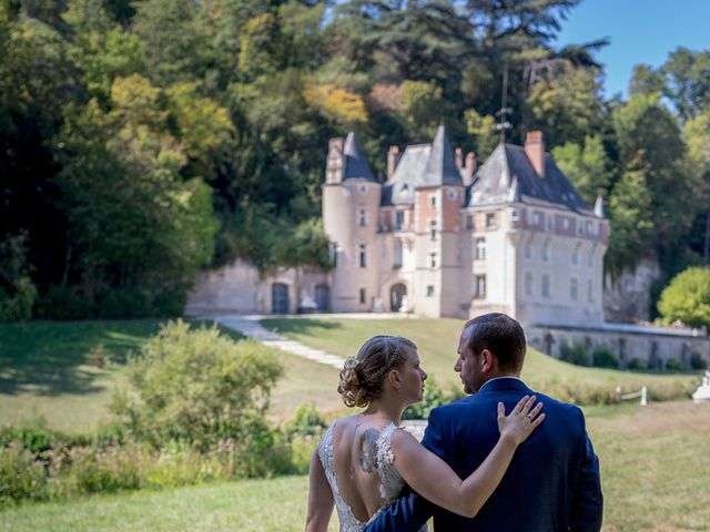Le mariage de Guillaume et Lucie à Autrèche, Indre-et-Loire 38