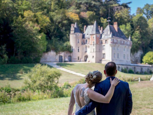 Le mariage de Guillaume et Lucie à Autrèche, Indre-et-Loire 39