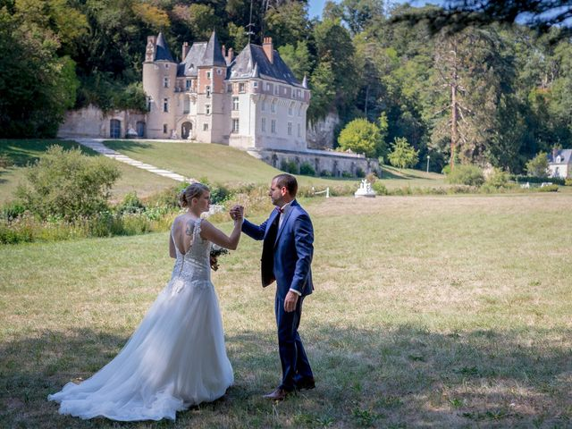 Le mariage de Guillaume et Lucie à Autrèche, Indre-et-Loire 40
