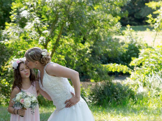 Le mariage de Guillaume et Lucie à Autrèche, Indre-et-Loire 46