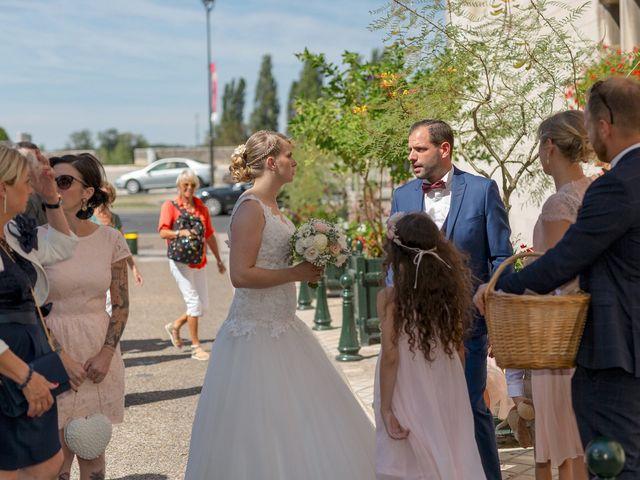 Le mariage de Guillaume et Lucie à Autrèche, Indre-et-Loire 54
