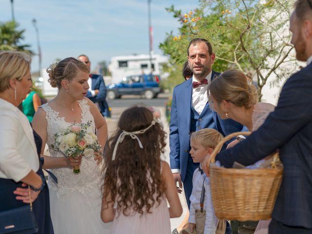 Le mariage de Guillaume et Lucie à Autrèche, Indre-et-Loire 55
