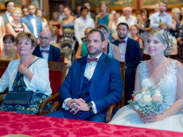 Le mariage de Guillaume et Lucie à Autrèche, Indre-et-Loire 59