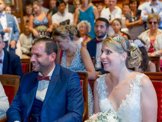 Le mariage de Guillaume et Lucie à Autrèche, Indre-et-Loire 60