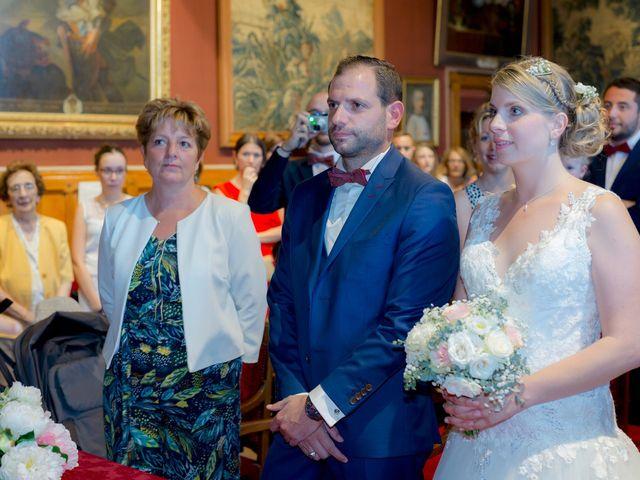 Le mariage de Guillaume et Lucie à Autrèche, Indre-et-Loire 63
