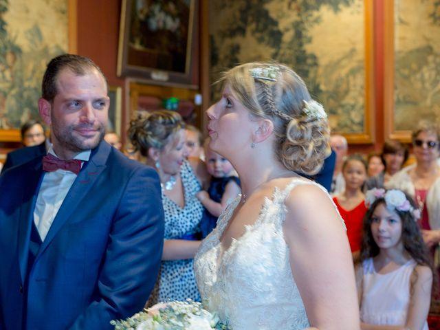 Le mariage de Guillaume et Lucie à Autrèche, Indre-et-Loire 66