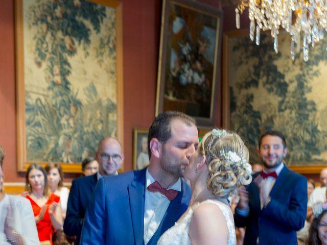Le mariage de Guillaume et Lucie à Autrèche, Indre-et-Loire 67