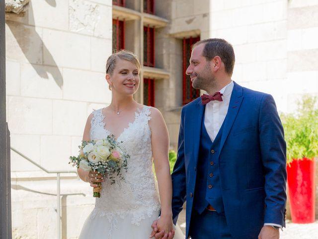 Le mariage de Guillaume et Lucie à Autrèche, Indre-et-Loire 73