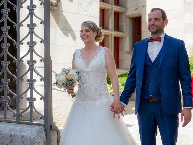 Le mariage de Guillaume et Lucie à Autrèche, Indre-et-Loire 75