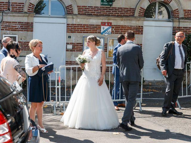 Le mariage de Guillaume et Lucie à Autrèche, Indre-et-Loire 76
