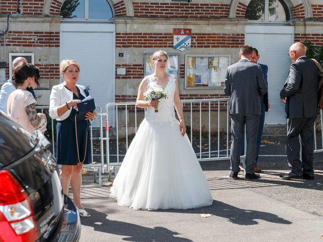 Le mariage de Guillaume et Lucie à Autrèche, Indre-et-Loire 77