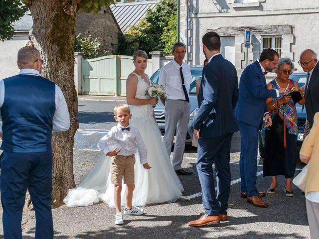 Le mariage de Guillaume et Lucie à Autrèche, Indre-et-Loire 79