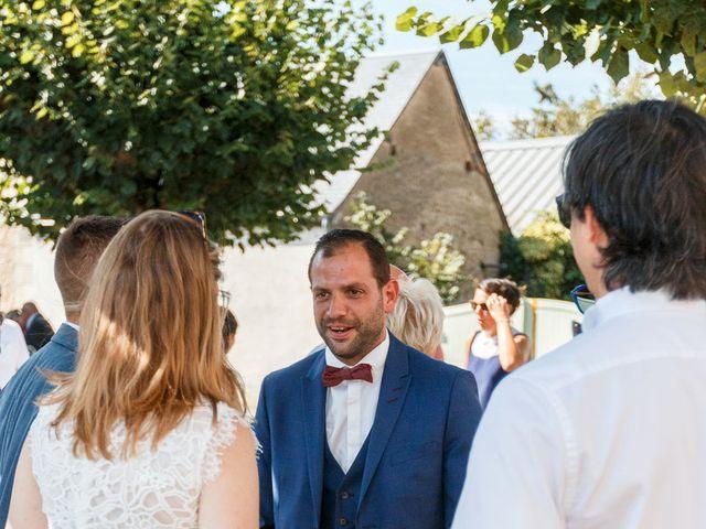 Le mariage de Guillaume et Lucie à Autrèche, Indre-et-Loire 82