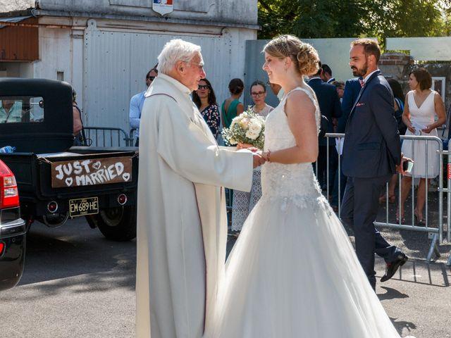 Le mariage de Guillaume et Lucie à Autrèche, Indre-et-Loire 83