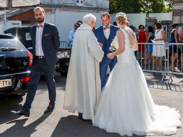 Le mariage de Guillaume et Lucie à Autrèche, Indre-et-Loire 84