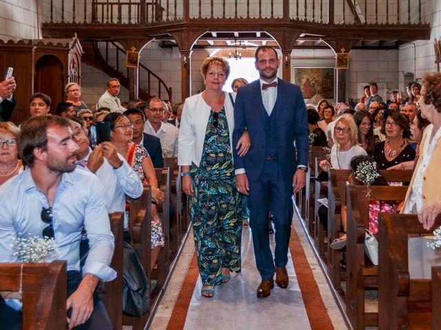 Le mariage de Guillaume et Lucie à Autrèche, Indre-et-Loire 85