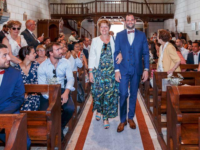 Le mariage de Guillaume et Lucie à Autrèche, Indre-et-Loire 86