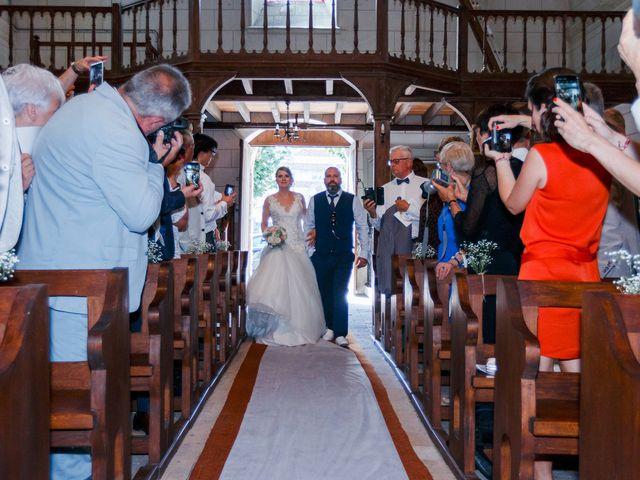 Le mariage de Guillaume et Lucie à Autrèche, Indre-et-Loire 87