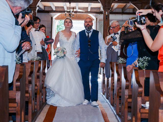 Le mariage de Guillaume et Lucie à Autrèche, Indre-et-Loire 88