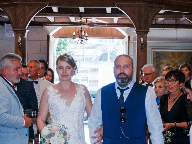 Le mariage de Guillaume et Lucie à Autrèche, Indre-et-Loire 89
