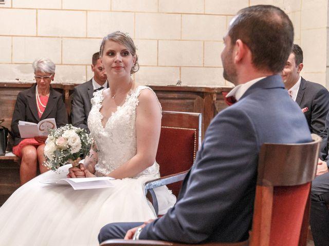Le mariage de Guillaume et Lucie à Autrèche, Indre-et-Loire 90