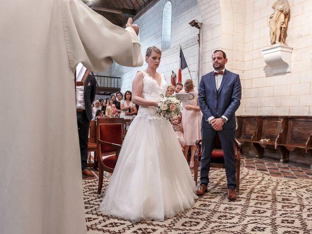 Le mariage de Guillaume et Lucie à Autrèche, Indre-et-Loire 95