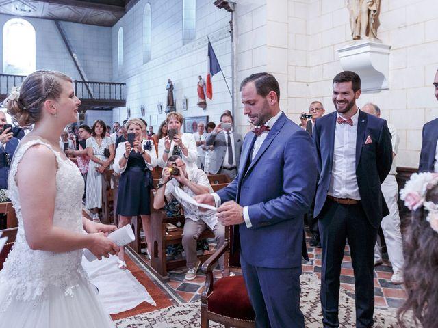 Le mariage de Guillaume et Lucie à Autrèche, Indre-et-Loire 97