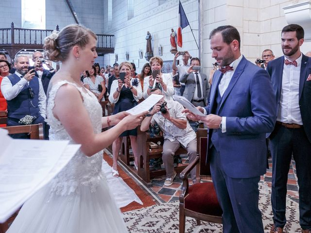 Le mariage de Guillaume et Lucie à Autrèche, Indre-et-Loire 98