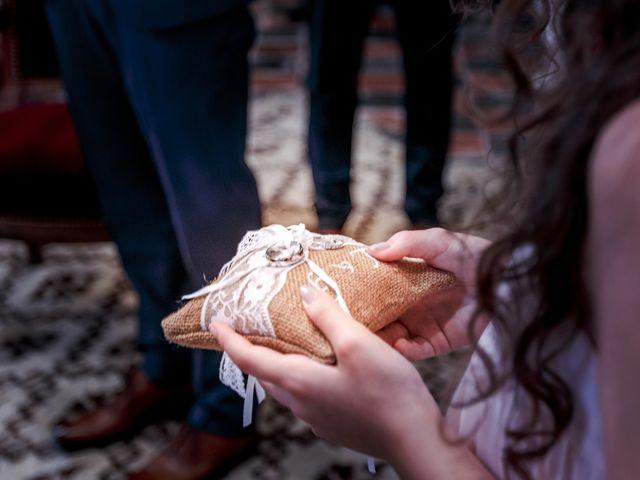Le mariage de Guillaume et Lucie à Autrèche, Indre-et-Loire 99