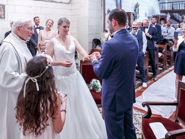 Le mariage de Guillaume et Lucie à Autrèche, Indre-et-Loire 100