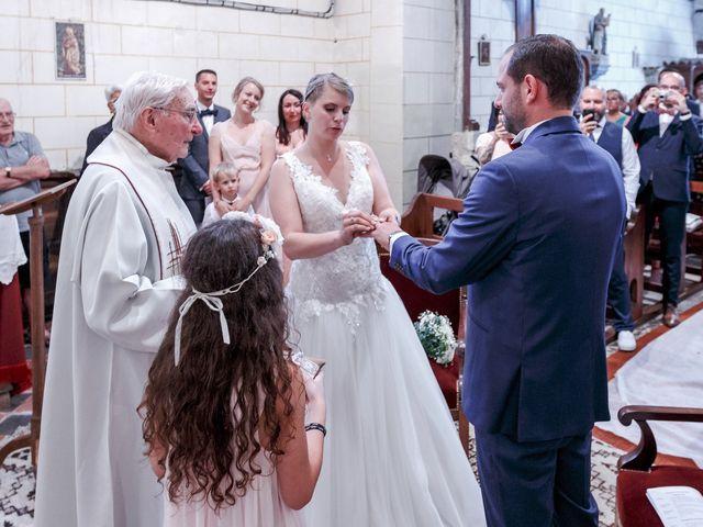 Le mariage de Guillaume et Lucie à Autrèche, Indre-et-Loire 101