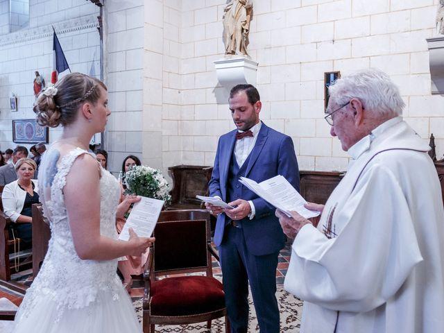 Le mariage de Guillaume et Lucie à Autrèche, Indre-et-Loire 103