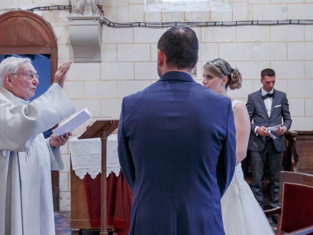 Le mariage de Guillaume et Lucie à Autrèche, Indre-et-Loire 105