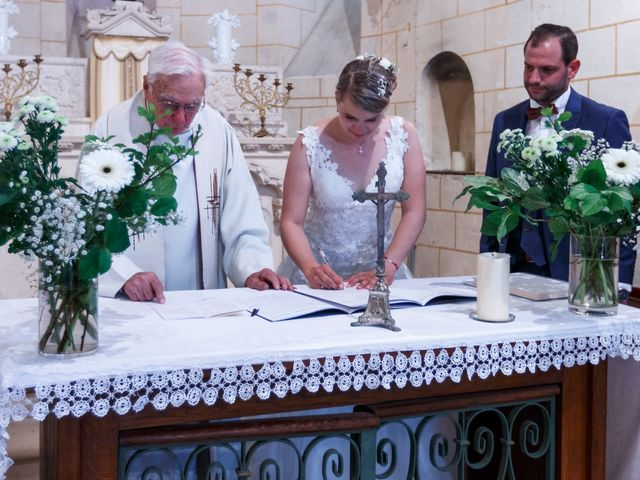 Le mariage de Guillaume et Lucie à Autrèche, Indre-et-Loire 118