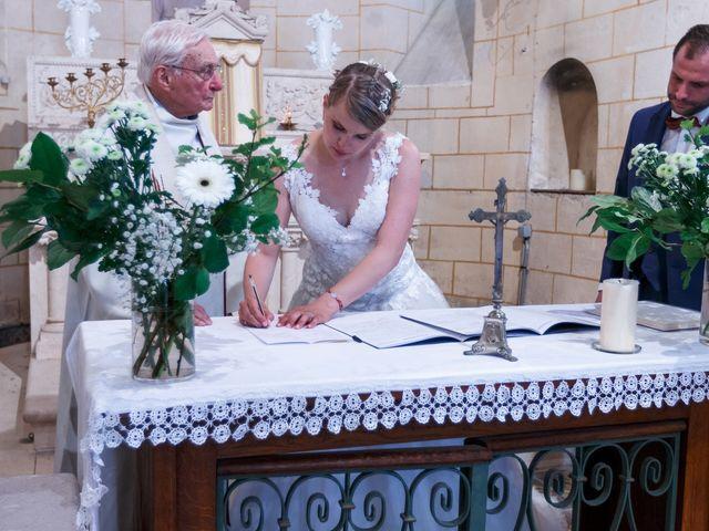 Le mariage de Guillaume et Lucie à Autrèche, Indre-et-Loire 119