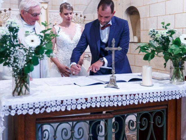 Le mariage de Guillaume et Lucie à Autrèche, Indre-et-Loire 120