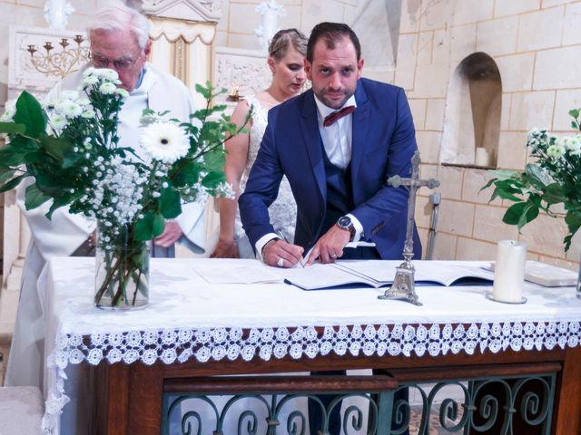 Le mariage de Guillaume et Lucie à Autrèche, Indre-et-Loire 121