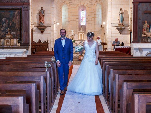 Le mariage de Guillaume et Lucie à Autrèche, Indre-et-Loire 122