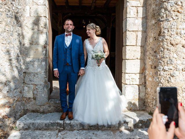 Le mariage de Guillaume et Lucie à Autrèche, Indre-et-Loire 124
