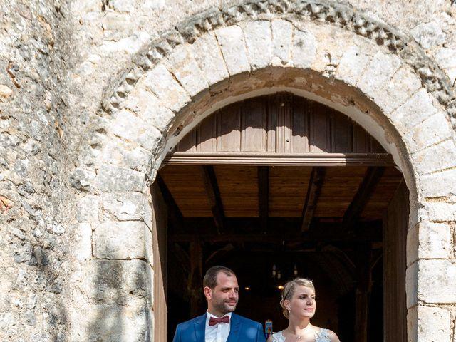 Le mariage de Guillaume et Lucie à Autrèche, Indre-et-Loire 125