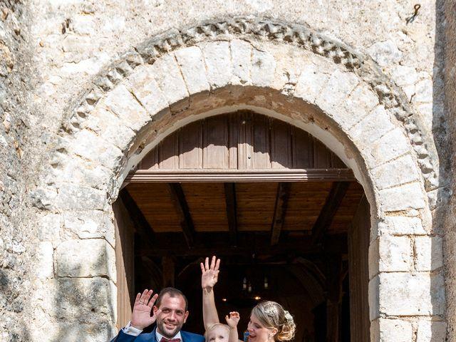 Le mariage de Guillaume et Lucie à Autrèche, Indre-et-Loire 126